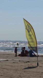 beachflag RB Katwijk